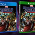 Telltale's next episodic series, Guardians of the Galaxy, villains and box art revealed