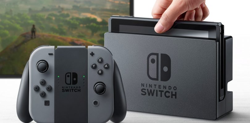 The Nintendo Switch has sold twice as much at release in the UK then Nintendo Wii U did