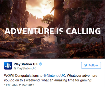 PlayStation UK