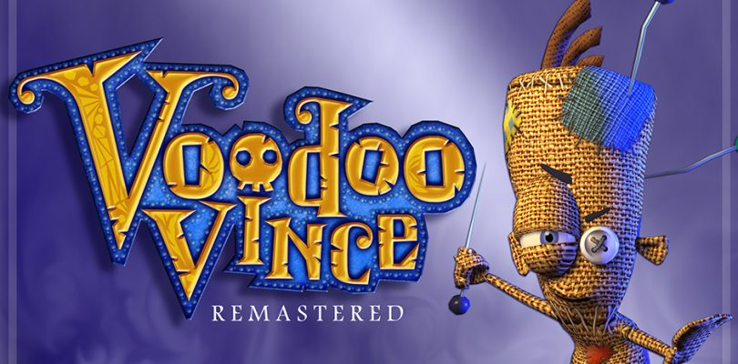 Voodoo Vince: Remastered will release April 18 for Xbox One and Windows