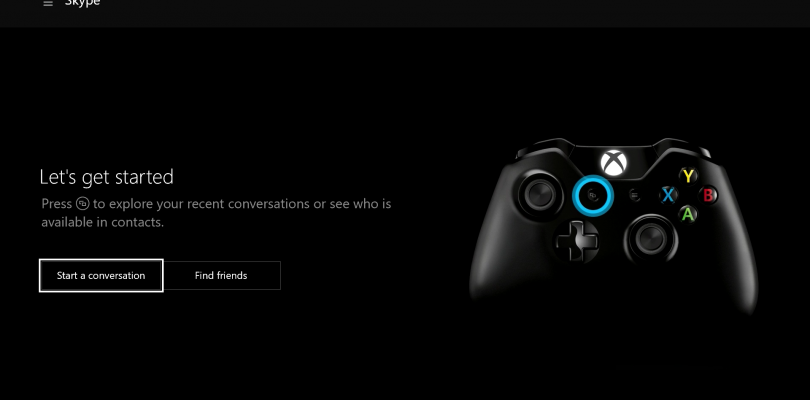 Xbox One Alpha Ring Insiders can now download Skype Preview UWP