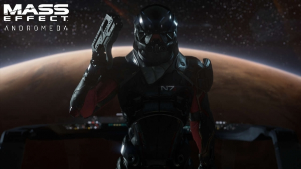 Mass Effect: Andromeda EA Access trial limited to one planet only