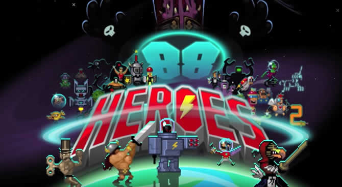 88 Heroes Review