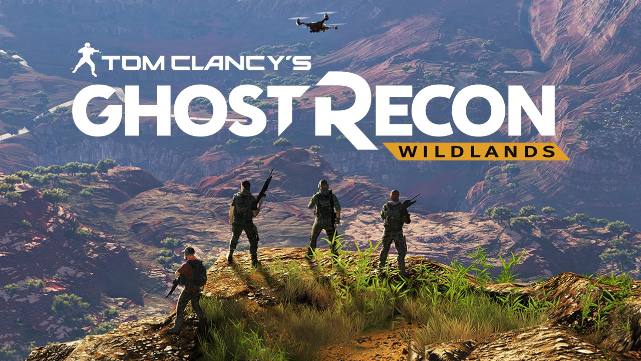 Ghost Recon: Wildlands holds on to the top spot in latest UK Charts