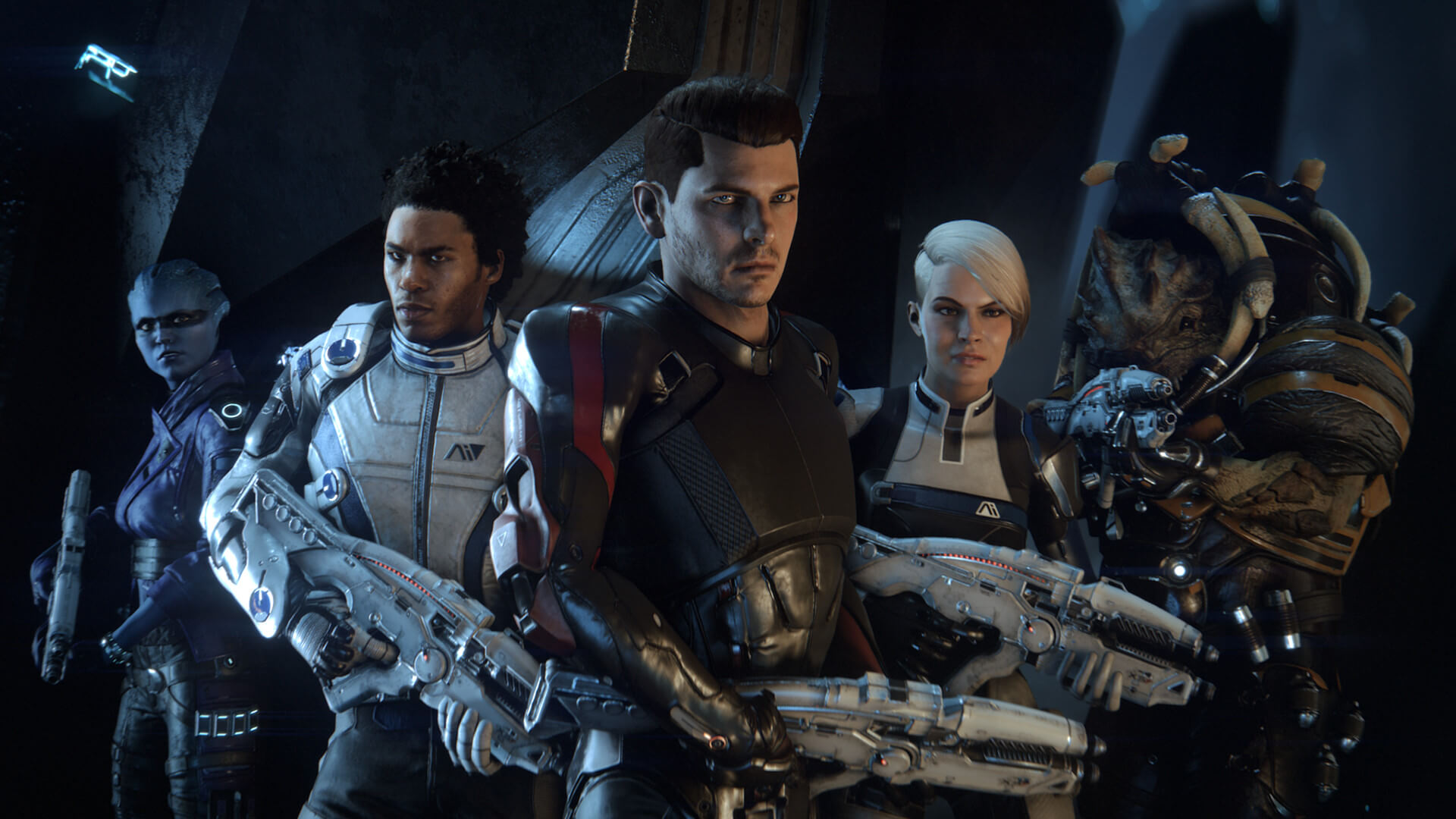 Mass Effect Andromeda is number 1 in latest UK charts