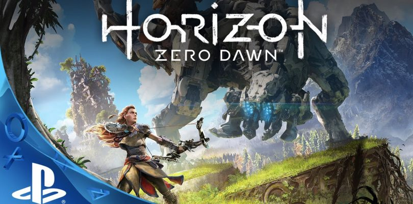 Horizon Zero Dawn is Sony's biggest ever new IP on the PS4 in the UK