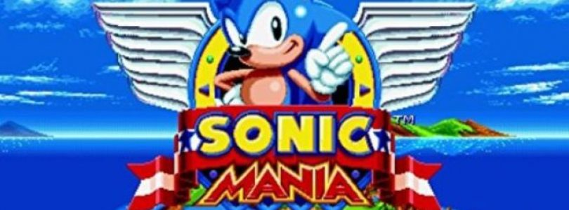 Sonic Mania has been delayed until the Summer