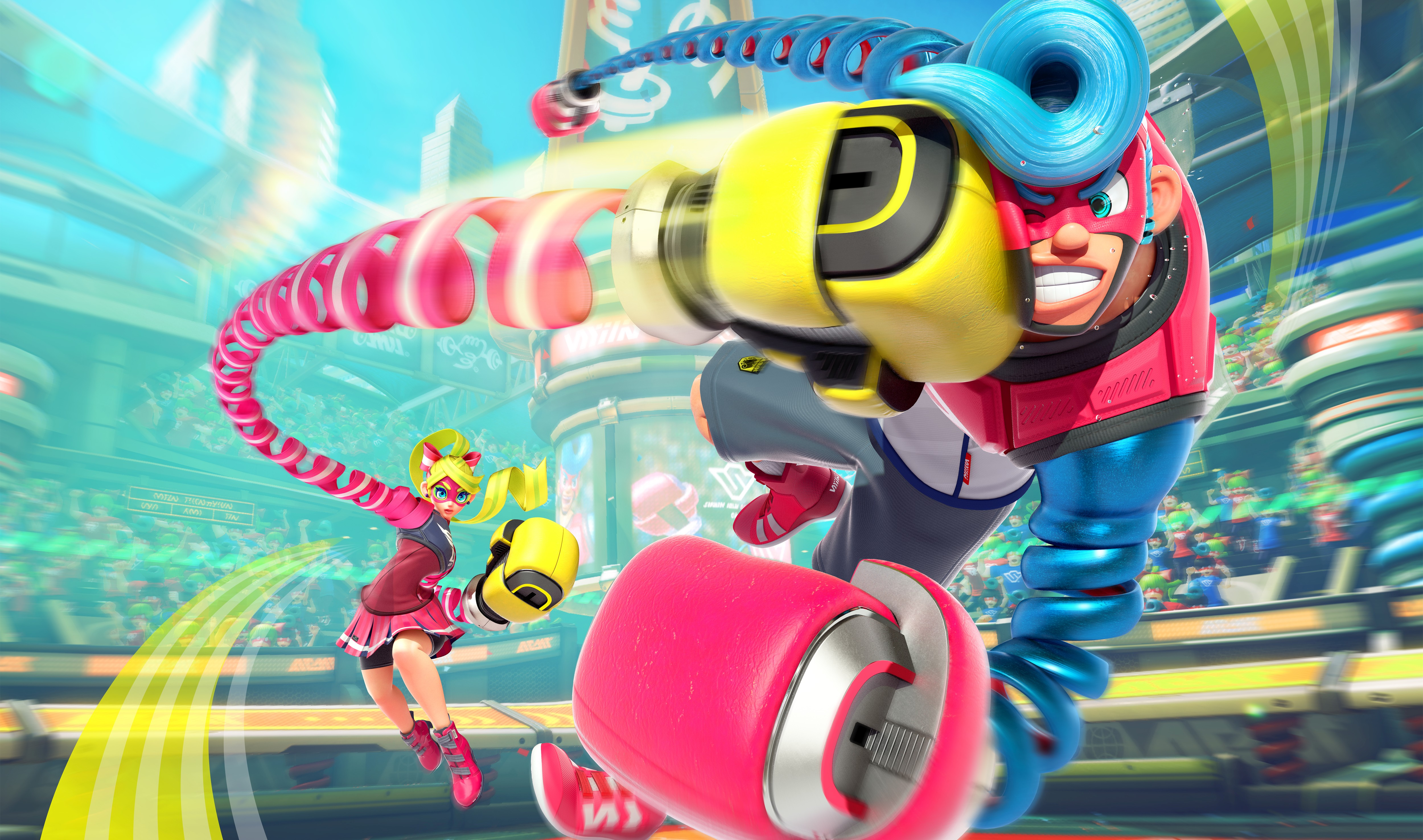 Nintendo to focus on Splatoon 2 and ARMS in upcoming Direct