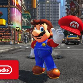 Nintendo details its E3 show times, includes playable Super Mario Odyssey