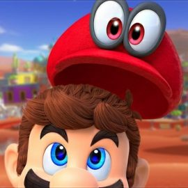 Super Mario Odyssey has a release date- and it isn't far off!