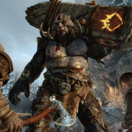 God of War set to launch on March 22nd, PlayStation Store accidentally leaks.