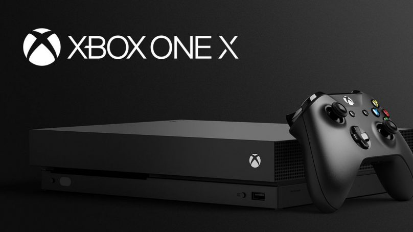 Microsoft says Xbox One X is going to sell 4K TV's