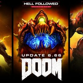 New Doom Update Making DLC Free For Everyone