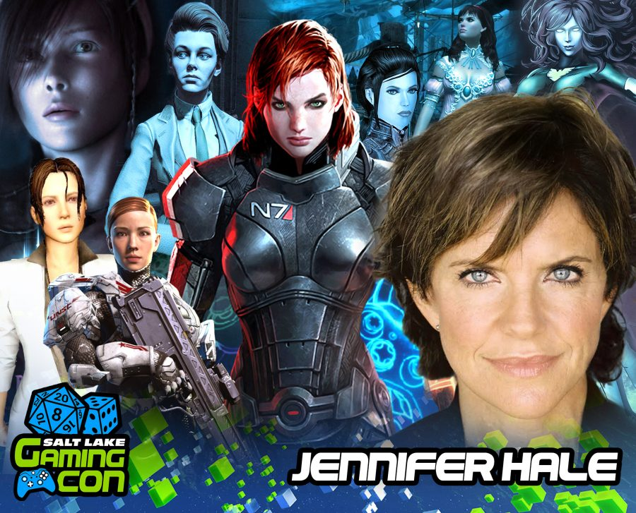 Jennifer Hale Salt Lake Gaming Con