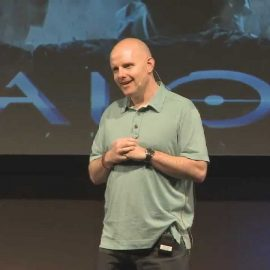 Frank O'Connor teases that Halo news will be announced this week