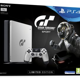 Sony announces limited edition Gran Turismo Sport PS4/Pro consoles