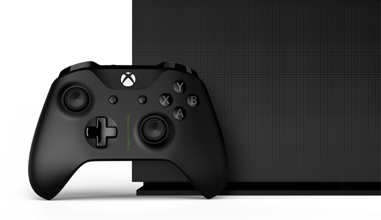 Xbox One X is the fastest selling Xbox pre-order, company reveals.