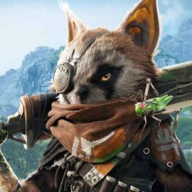 THQ Nordic Officially Unveils Their Kung-Fu Fable Biomutant