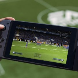 EA will determine Nintendo Switch support on FIFA 18 sales