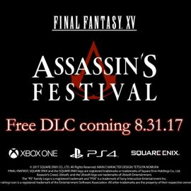 Assassin's Creed Crosses Over With Final Fantasy XV As Free DLC