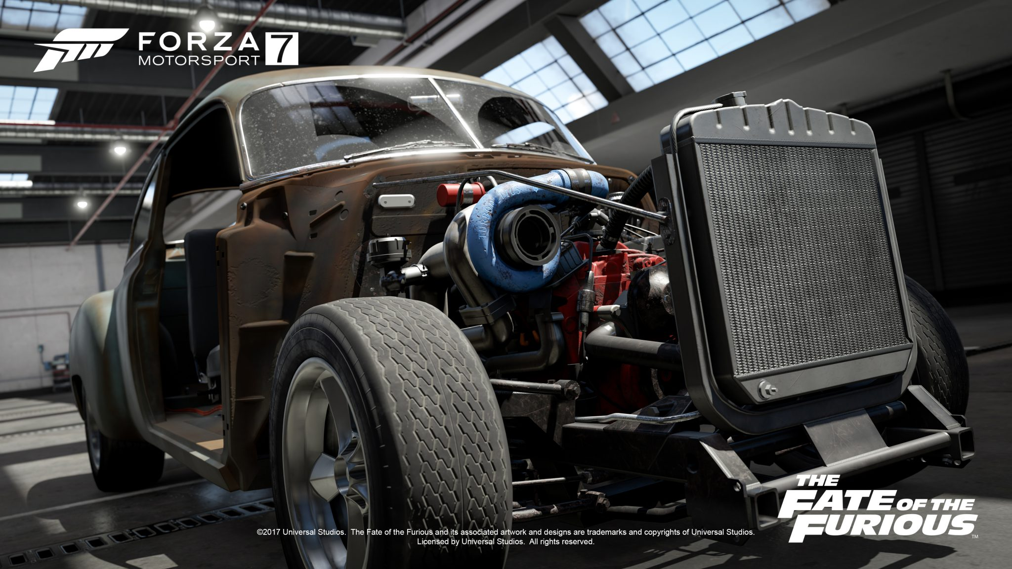 Forza Motorsport 7 The Fate Of The Furious Day One Car Pack