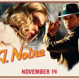 LA Noire has been announced for Switch, Xbox One, and PS4.
