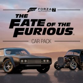 Forza Motorsport 7: The Fate of The Furious Day One Car Pack Revealed