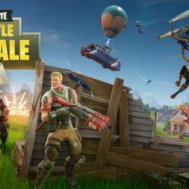 Fortnite's Battle Royale mode gathers more than one million players on launch day.