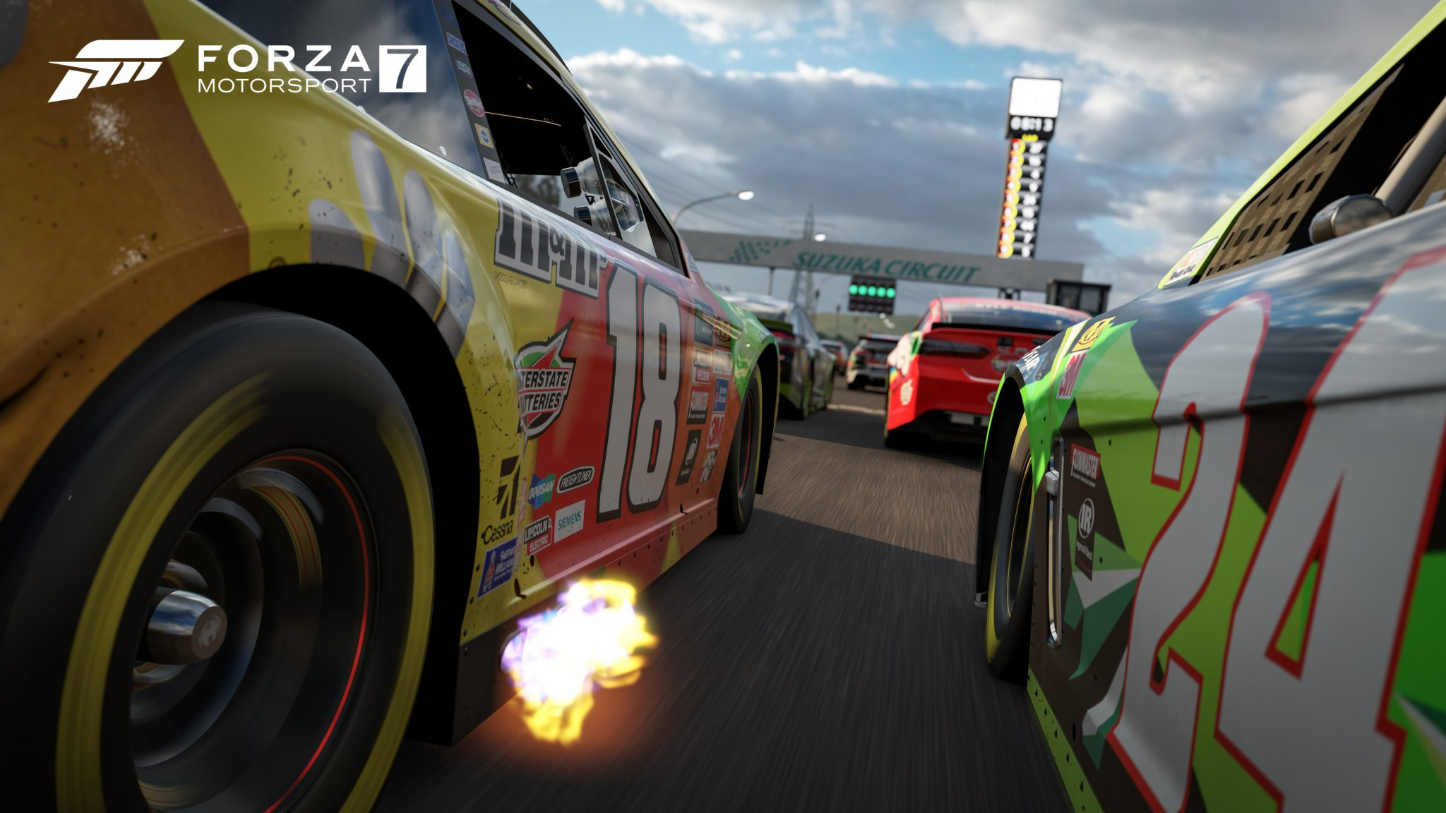 Forza Rewards Offers Rare Driver Gear Prize Crates And