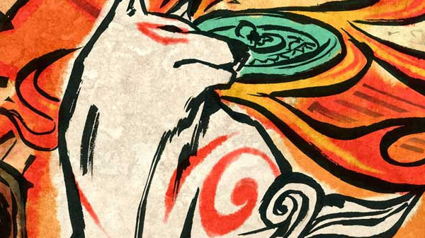 Capcom announces Okami HD for Xbox One, PS4, and PC with 4K support.