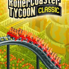 Remember Roller Coaster Tycoon? Atari & Game Creator Chris Sawyer Bring it Back on Steam