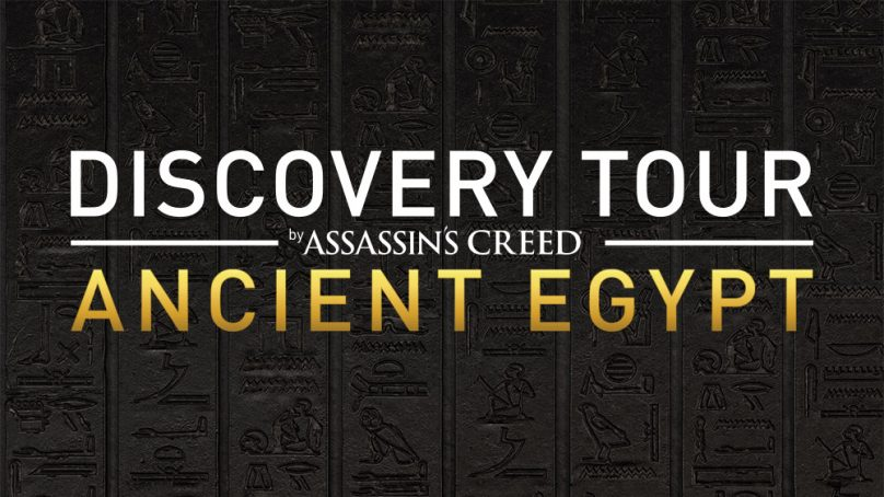 Assassin's Creed: Origins Discover Mode Announced For 2018
