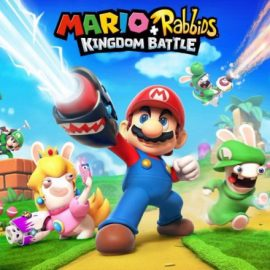 Nintendo Switch's best-selling third-party title is Mario + Rabbids: Kingdom Battle