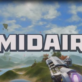 PAX West 2017: Midair takes shooters to new heights