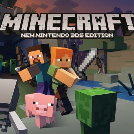Minecraft now available on Nintendo 3DS