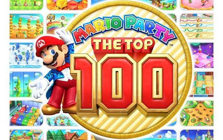 Mario Party: The Top 100 coming to Nintendo 3DS
