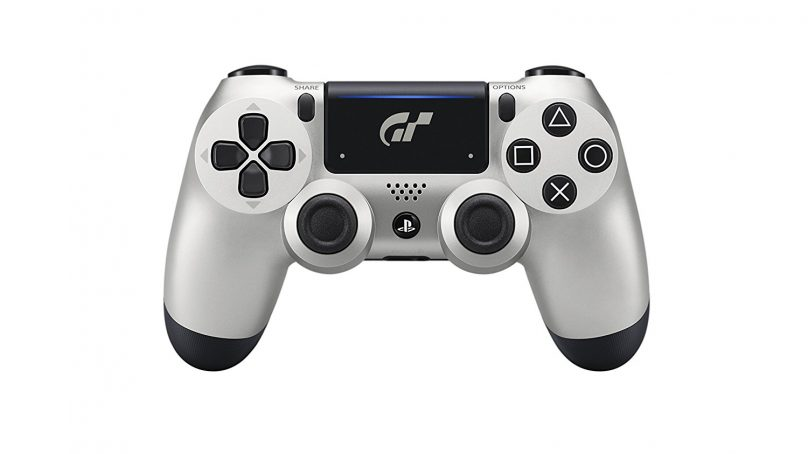 Sony is releasing a standalone Gran Turismo Sport DualShock 4