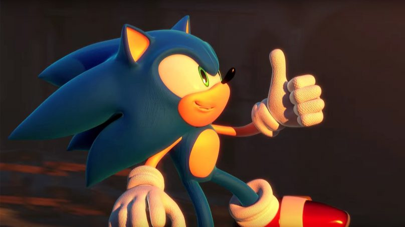 Sonic Forces will run at 720p on the Nintendo Switch in both handheld and docked mode