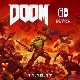 DOOM set to release on the Nintendo Switch November 10th