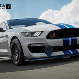 Forza Motorsport 7 was the second best-selling game in the UK last week behind FIFA 18