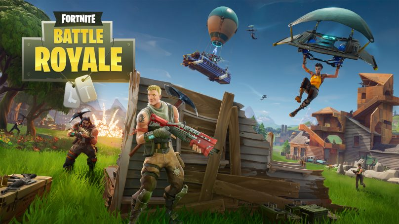 Epic Games reveals Fortnite BR had 525k concurrent players and 3.7 million active players on Sunday.
