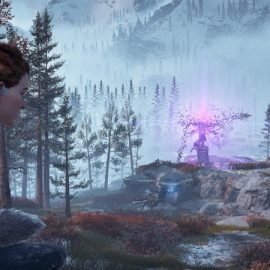 Horizon Zero Dawn Frozen Wilds will be 15 hours long, includes new skill tree and more