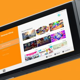 Nintendo Network digital sales on the eShop are higher than ever for a 6 month period
