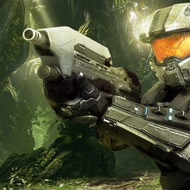 Microsoft's Halo Virtual Reality experience launches on October 17th