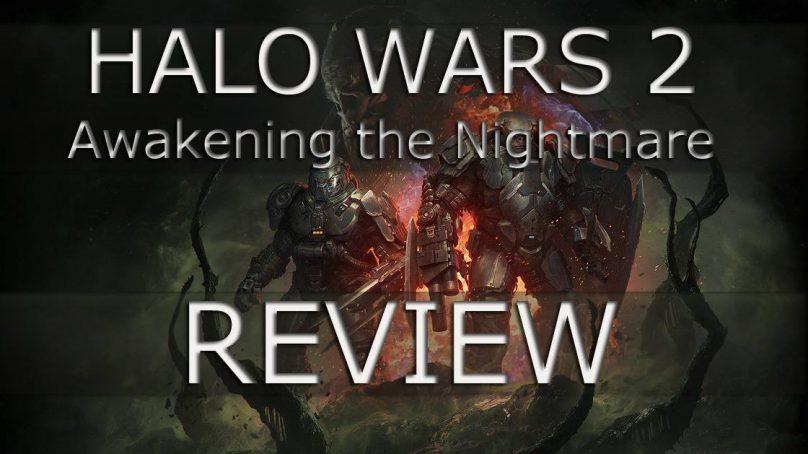Halo Wars 2: Awakening the Nightmare Review