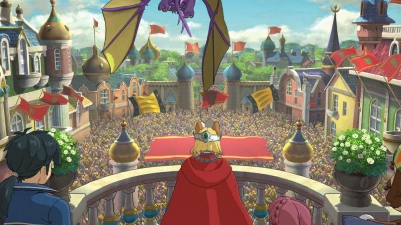 Ni no Kuni 2 could possibly be coming to Xbox One