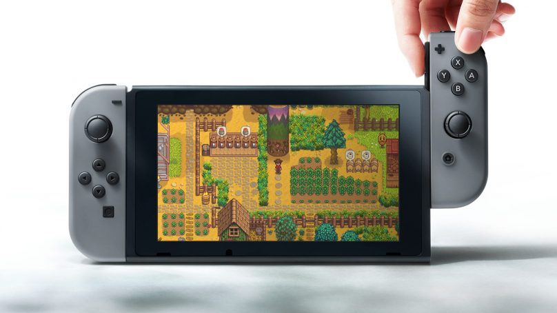 Stardew Valley becomes the number one selling game on the Nintendo eShop in less than 24 hours