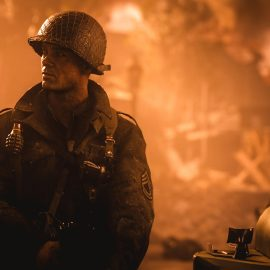 Call of Duty WWII sets new record for digital day-one sales on Sony's PS4