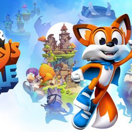 Review: Super Lucky's Tale