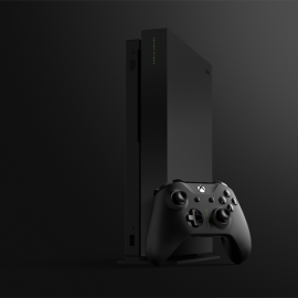 Microsoft's Xbox One X had as strong a launch as the Nintendo Switch in the UK
